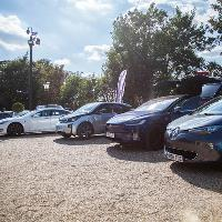 Octopus Electric Vehicle's Discovery Experience