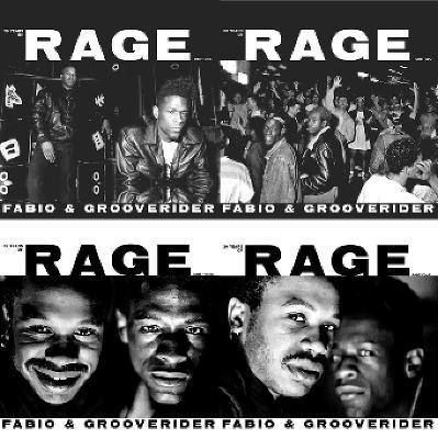 Fabio & Grooverider 'Return to Rage' Easter Thursday