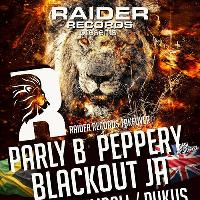 Raider Records Ft. Peppery, Parly B & Blackout JA