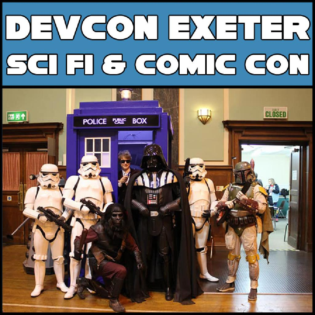 DEVCON SCI-FI, FILM & COMIC FAIR