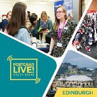 Postgrad LIVE! Edinburgh - Masters & PhD Study & Funding Fair
