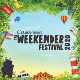 The Weekender Festival 2020 Event Title Pic