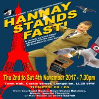 Hannay Stands Fast!