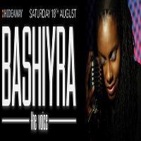 Bashiyra soul singer