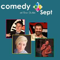 Comedy at the Guild: September