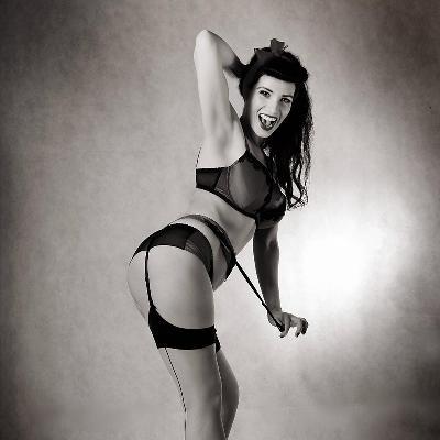Venue: Uncaged Cabaret: Burlesque Valentine | Mango No 5