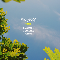 Pro-ject Summer Terrace Party - BBQ & Vibes
