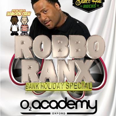 Robbo Ranx Bank Holiday Special