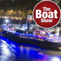 Saturday @ The Boat Show Comedy Club and entry to POP world afterward.
