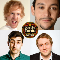 Just the Tonic Comedy Club - Watford