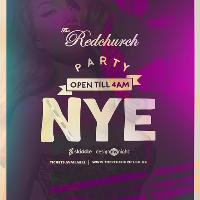 Redchurch nye party