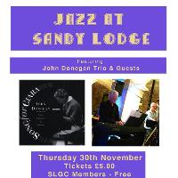 Jazz at Sandy Lodge
