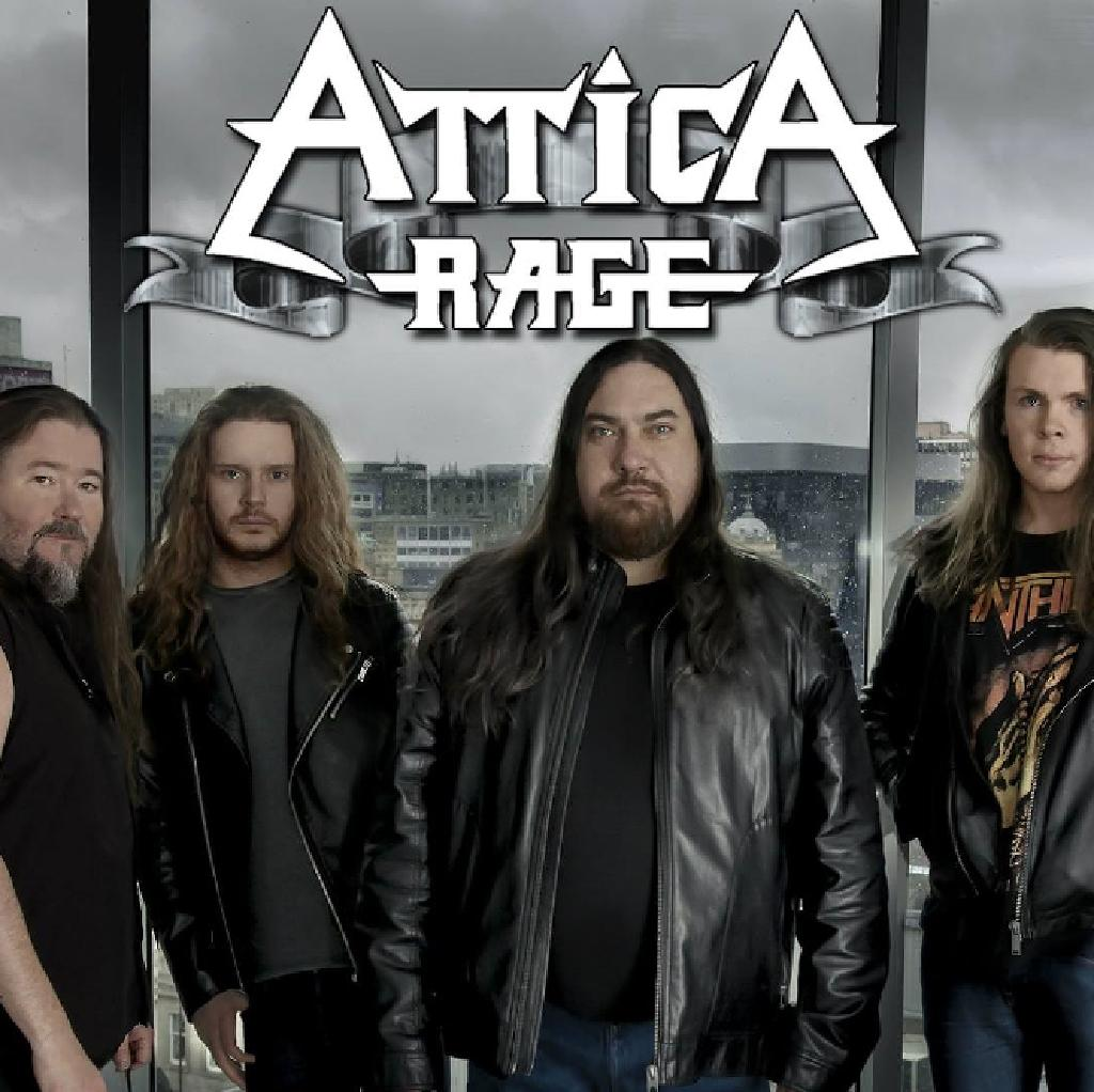 Attica Rage + Support