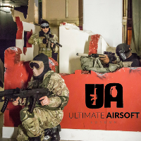 Airsoft Skirmish at The Village in Whitechapel