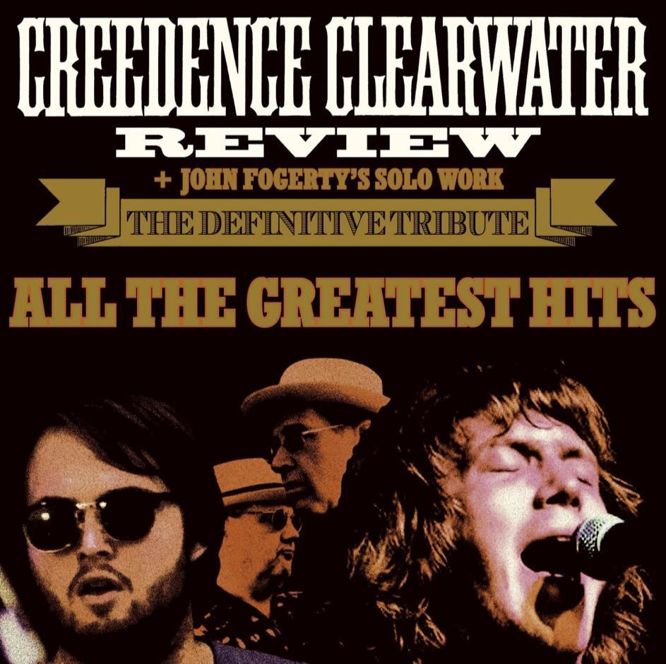 Creedence Clearwater Review Tickets | The Flowerpot Derby | Fri 5th ...