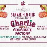 Charlie And The Chocolate Factory Themed Afternoon Tea