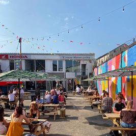 The Bike Yard Presents: Oktoberfest
