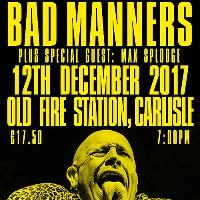 What people are saying about BAD MANNERS - THE ANNUAL CHRISTMAS TOUR