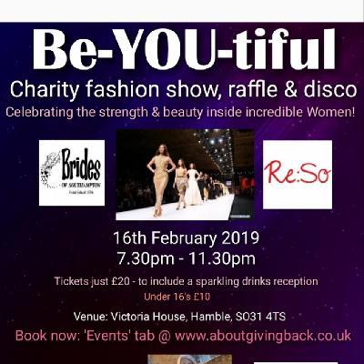 Be-YOU-tiful Charity Fashion Show