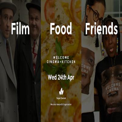 Venue: Welcome Cinema + Kitchen Present – Stan & Ollie + Q&A