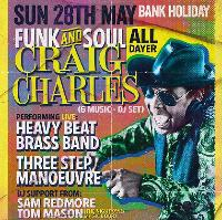 Funk & Soul All Dayer with Craig Charles (6 Music - DJ Set)