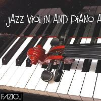 jazz violin and piano at cafe yukari