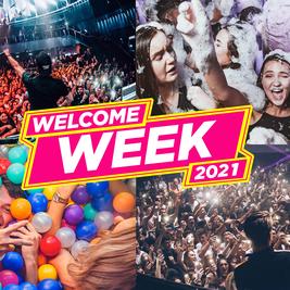 Sheffield Freshers Week 2021 - Free Pre-Sale Registration