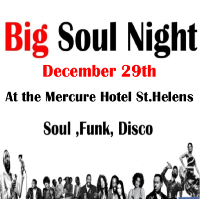 BIG SOUL NIGHT