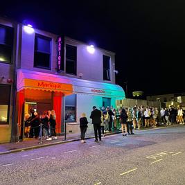 Stereofunk Club Tour - Maniqui Falkirk