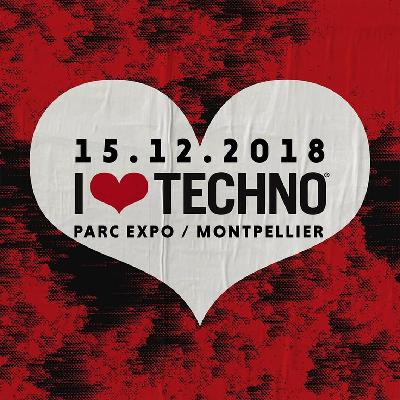 I Love Techno Europe 2018