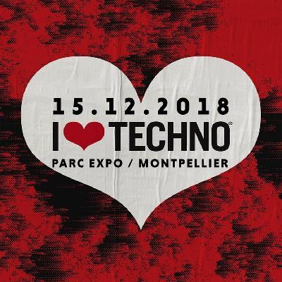 I Love Techno Europe 2018