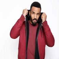 Craig David and Rita Ora at Northampton CCC