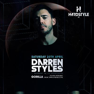 Hardstyle UK presents Darren Styles