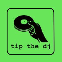 TIP the DJ - Blacklight Party