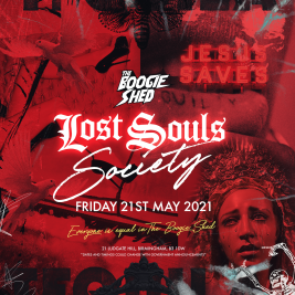 The Lost Souls Society - Bank Holiday Weekender (Friday)