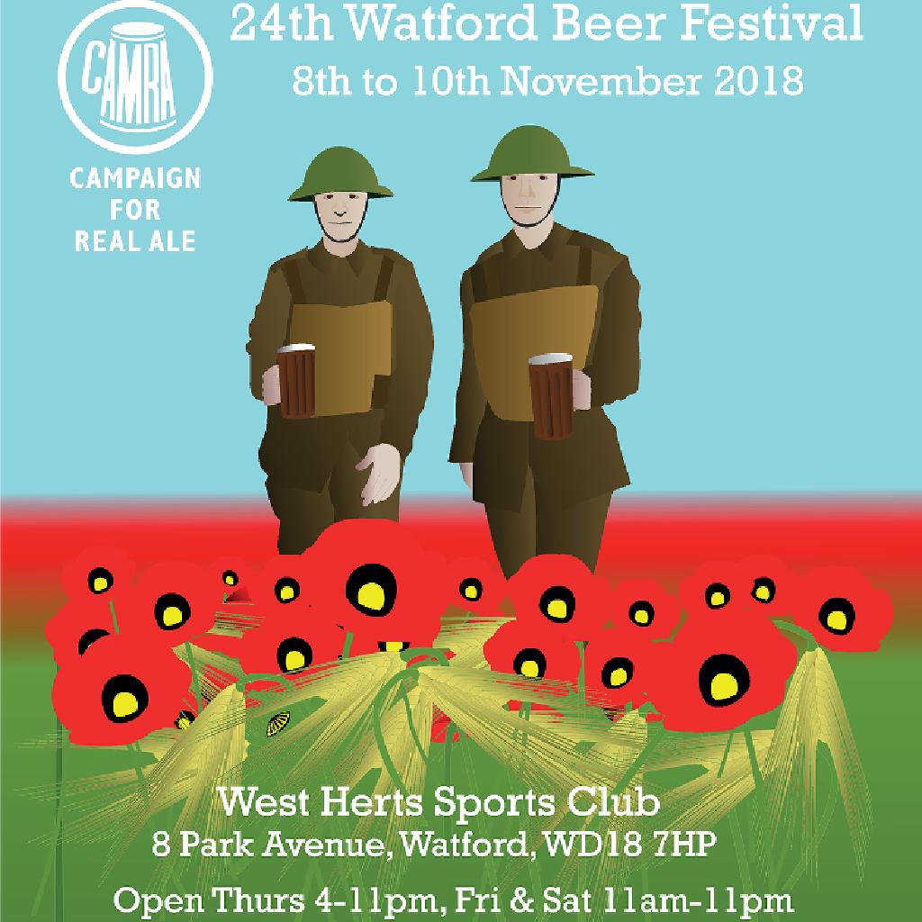 24th Watford Beer Festival