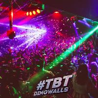 Throwback Thursdays @ Dingwalls Camden (£2.50drinks)