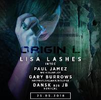Lisa Lashes Presents OriginL