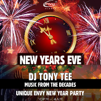 Envy New Years Eve Special