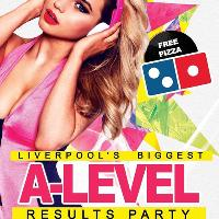 A - Levels Results Day Party