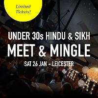 Free Hindu & Sikh Meet and Mingle Dating, Leicester - Under 30s