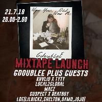 GdoubleE New Year, Old Me Mixtape Launch