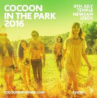 Cocoon In The Park - 2016