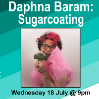 Daphna Baram: Sugarcoating at the Oxford Comedy Festival
