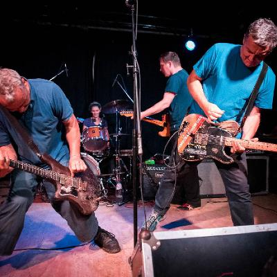 The Ex live at the Deaf Institute (40th Anniversary Tour)