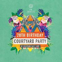 Call Lane Courtyard Party: Bank Holiday Sunday 26th August