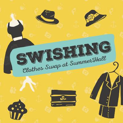 Swishing Clothes Swap | Summerhall Edinburgh | Sun 16th