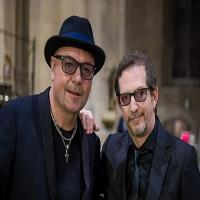 John Reilly with Lewis Nitikman