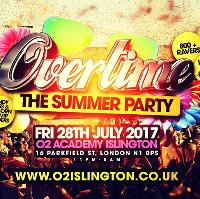 Overtime - Summer Party