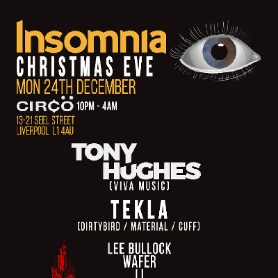 Insomnia Chistmas Eve